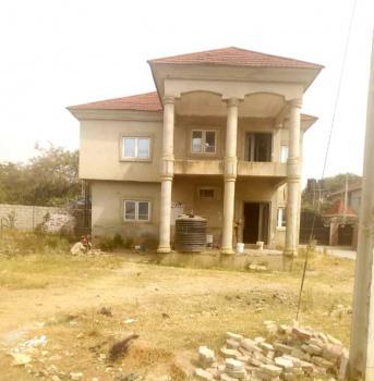 4 Bedroom Duplex at 85% Completion Stage, Megabond Villa Estate, Gwarinpa, Abuja, Detached Duplex for Sale