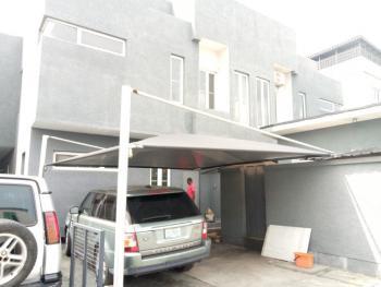 Newly Renovated 4 Bedroom Semi-detached Duplex with a Bq, Lekki Phase 1, Lekki, Lagos, Semi-detached Duplex for Rent