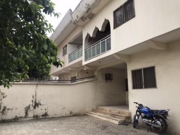 Old 2 Units of 4 Bedrooms Semi Detached Duplex with 2 Rooms Bq, Off Aminu Kano Crescent, Wuse 2, Abuja, Semi-detached Duplex for Sale