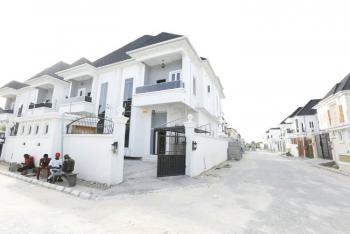 Newly Built 4 Bedroom Semi Detached House with a Maids Room, Chevron, Lekki, Lagos, Semi-detached Duplex for Sale