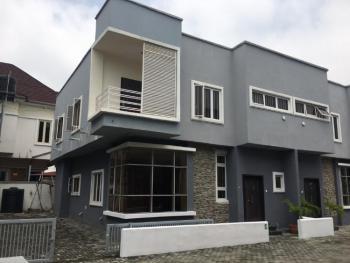 Luxury Brand New Self Serviced 4 Bedroom Terraced Duplex, Idado, Lekki, Lagos, Terraced Duplex for Rent