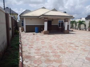 4 Bedroom Bungalow Built on 70ft By 100ft, Off Sapele Road., Benin, Oredo, Edo, Detached Bungalow for Sale