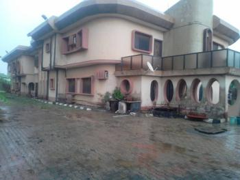 Large House with 6 Bedroom Duplex and 4 Units of 3 Bedroom Flats, Akinyele Bus Stop, Ipaja, Alimosho, Lagos, Detached Duplex for Sale