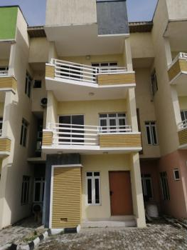 Fitted Brand New 4 Bedroom with Bq, Osapa London, Agungi, Lekki, Lagos, Semi-detached Duplex for Rent