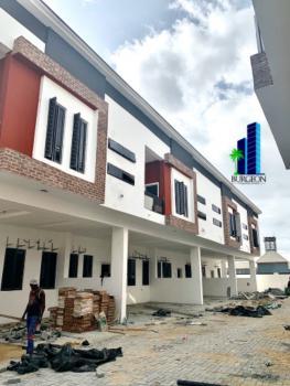 Brand New 4 Bedrooms Terrace, T 2nd Toll Gate Chevron Axis., Lafiaji, Lekki, Lagos, Terraced Duplex for Sale