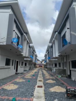 Brand New Luxuriously Finished 4 Bedroom Semi Detached House with B/q, Ikota Villa Estate, Ikota, Lekki, Lagos, Semi-detached Duplex for Sale