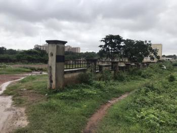 Fenced & Exceptionally Placed Residential Landuse, Behind Churchgate Building Near World Trade Centre, Central Business District, Abuja, Commercial Land for Sale