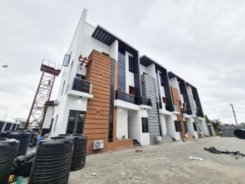 Brand New, Tastefully Finished  4 Bedroom Terrace Duplex with Bq, Ikate Elegushi, Lekki, Lagos, Terraced Duplex for Sale