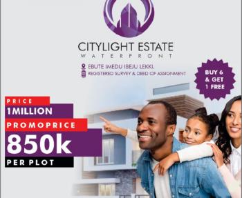 City Light Estate, Ebute Imedu, Folu Ise, Ibeju Lekki, Lagos, Mixed-use Land for Sale