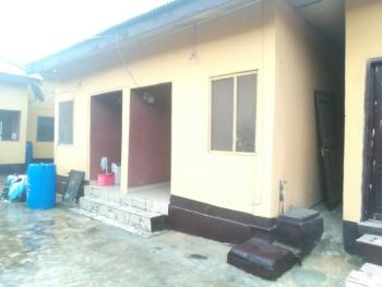 a Luxury Room and Parlour Self Contained Flat with Modern Amenities, Off Ayo- Alabi Street, Oke- Ira, Ogba, Ikeja, Lagos, Mini Flat for Rent