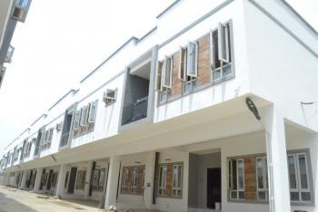4 Bbedroom, Osapa, Lekki, Lagos, Terraced Bungalow for Sale