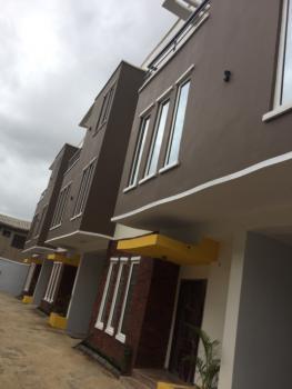Luxury 4 Bedroom Duplex, Opebi, Ikeja, Lagos, Terraced Duplex for Rent