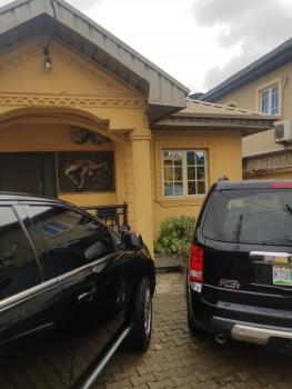 Clean Bungalow of 2 Units of Flats, Oke Ira, Ogba, Ikeja, Lagos, Detached Bungalow for Sale