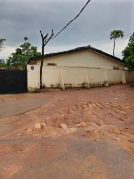 Bungalow on 740.60sqm, Close to Nta, Area 11, Garki, Abuja, Detached Bungalow for Sale