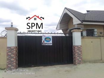 Detached 3 Bedroom Bungalow., Paradise Estate, Woji, Port Harcourt, Rivers, Detached Bungalow for Sale
