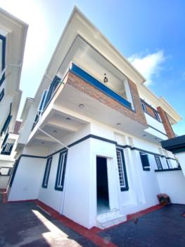 Newly Built Four Bedroom Semi Detached Duplex with Bq, Lafiaji, Lekki, Lagos, Semi-detached Duplex for Sale