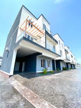 Tastefully Finished Four Bedroom Terrace Duplex with Bq, Lafiaji, Lekki, Lagos, Terraced Duplex for Sale