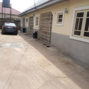 One Bedroom Flat Very Close to The Road with Pvc, Hill View Estate, Arab Road, Kubwa, Abuja, Mini Flat for Rent