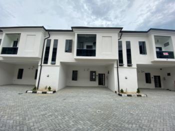 4 Bedroom Terrace Duplex, Off Orchid Hotel Road. Opposite Chevron., Lafiaji, Lekki, Lagos, Terraced Duplex for Sale