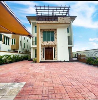 Luxury 6 Bedroom Detached Duplex with 2 Rooms Bq, Swimming Pool, Banana Island, Ikoyi, Lagos, Detached Duplex for Rent