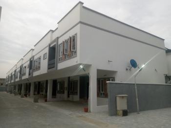 Luxury 4 Bedroom Terrace House, Near Pinnock Beach Estate, Osapa, Lekki, Lagos, Terraced Duplex for Sale