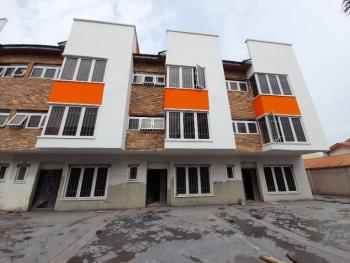 Brand New and Nicely Finished 4 Bedroom Terraces Duplex, Omole Phase 1, Ikeja, Lagos, Terraced Duplex for Sale