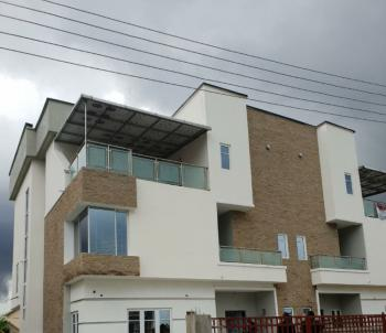 Luxury 5 Bedroom Semi- Detached House with Bq, Ocean Bay Estate, Orchid Road, Lekki- Epe Expressway, Lekki Expressway, Lekki, Lagos, Semi-detached Duplex for Sale