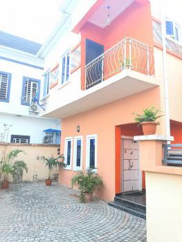 Fully Detached 3 Bedroom Duplex, White Oak Estate, Ologolo, Lekki, Lagos, Detached Duplex for Rent