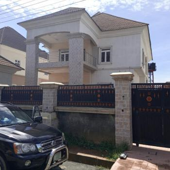 Brand New 5 Bedroom Detached Duplex with Bq in a Lovely Environment, Mab Global Estate, Gwarinpa, Abuja, Detached Duplex for Rent