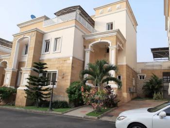 Luxury & Fully Serviced 3 Bedroom Detached Duplex + Bq in a Mini Estate, Off Ibb Boulevard Way, Maitama District, Abuja, Detached Duplex for Rent