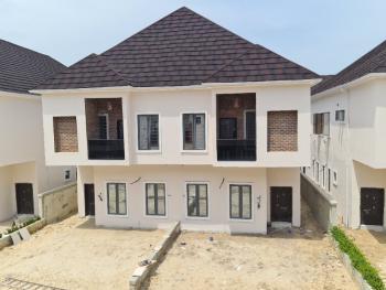 Brand New Serviced 4 Bedroom Semi-detached Duplex, Ikota, Lekki, Lagos, Semi-detached Duplex for Rent