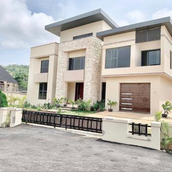 5 Bedroom Duplex, Diplomatic Drive, Katampe Extension, Katampe, Abuja, Detached Duplex for Sale