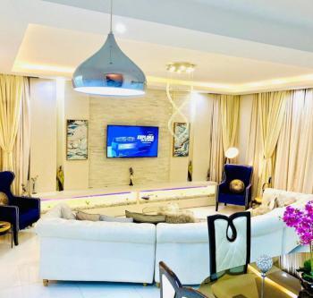 Luxury 3 Bedroom with Beautiful Lighting, Osapa, Lekki, Lagos, Terraced Duplex Short Let