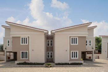 Luxury 3 Bedroom Semi Detached Duplex with a Room Bq, Mende, Maryland, Lagos, Semi-detached Duplex for Sale