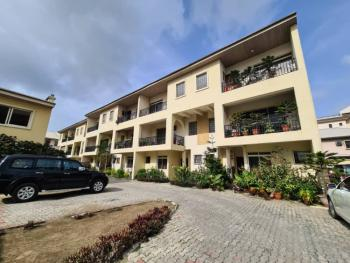 Remarkable 3 Bedroom Terraced with Excellent Facilities, Nativity Close, Parkview, Ikoyi, Lagos, Terraced Duplex for Rent