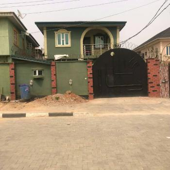 4 Flats of 3 Bedrooms on a Full Plot of Land, Abule Egba, Agege, Lagos, Block of Flats for Sale