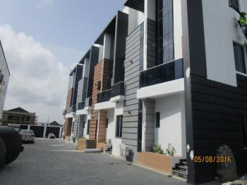 Luxury 4 Bedroom Terraced Duplex with Excellent Facilities, Ikate Elegushi, Lekki, Lagos, Terraced Duplex for Sale