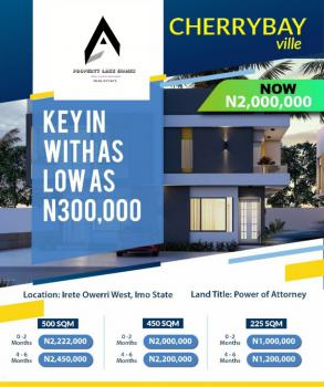 Dry and Affordable Estate Land with Title, Irete, Owerri, Imo, Land for Sale