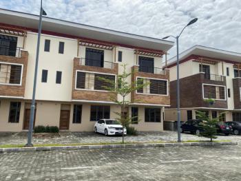 Luxury Four Bedroom Terraced House, Ikate, Ikate Elegushi, Lekki, Lagos, Terraced Duplex for Rent