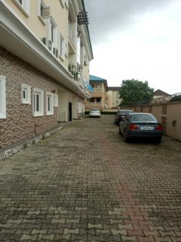 a Tastefully Finished, Serviced & Brand New 3 Bedroom Flat with 1 Bq, District, Wuye, Abuja, Flat for Rent