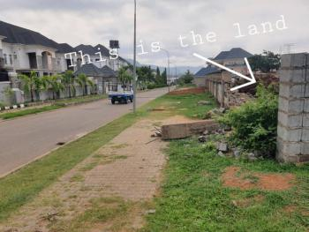 2400sqm Flat Fenced, C of O., Katampe Extension, Katampe, Abuja, Residential Land for Sale