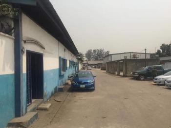 Large and Spacious Warehouse, Ilupeju Industrial Estate, Ilupeju, Lagos, Warehouse for Sale