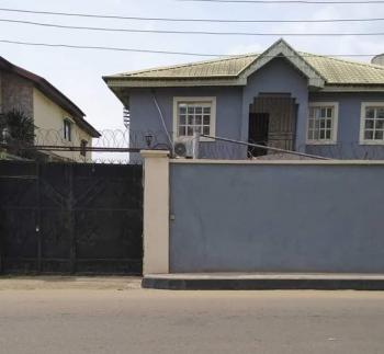 Vacant 4 Bedroom Semi Detached Duplex Sitting on 350sqm, Vincent Eze Street Ajao Estate, Airport Road, Isolo, Lagos, Detached Duplex for Sale