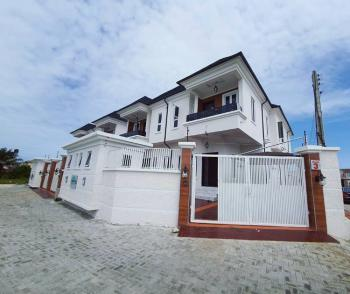 Nicely Built 4 Bedroom Semi Detached Duplex, Lafiaji, Lekki, Lagos, Semi-detached Duplex for Sale