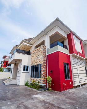 Luxury 5 Bedroom Detached House, Pinnock Beach Estate, Osapa, Lekki, Lagos, Detached Duplex for Sale