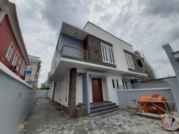 Brand New, Tastefully Finished 4 Bedroom Semi-detached Duplex with Bq, Akora Estate, Adeniyi Jones, Ikeja, Lagos, Detached Duplex for Sale