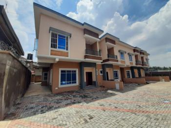 Luxury and Nicely Finished  4 Bedroom Terrace Duplex, Tilable Estate, Adeniyi Jones, Ikeja, Lagos, Terraced Duplex for Sale