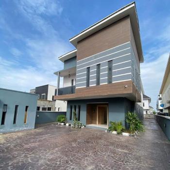 Detached House of 5 Bedroom Including Master Bedroom, 1 Room Bq, Pinnock Estate., Osapa, Lekki, Lagos, Detached Duplex for Sale