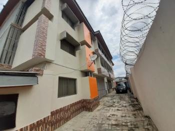 Well Located 3 Bedroom Flat, Akora Estate, Adeniyi Jones, Ikeja, Lagos, Flat for Rent