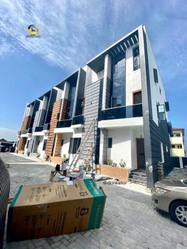 Contemporary 4 Bedroom Terrace Duplex with Bq, Ikate Elegushi, Lekki, Lagos, Terraced Duplex for Sale